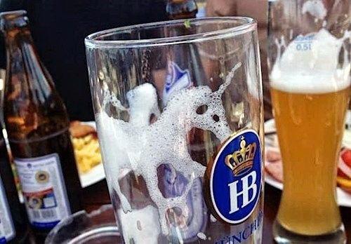 Единорог в стакане