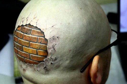 Реалистичные татуировки 4 dobrosos