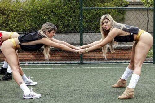 Футбол играют большие попы 04 dobrosos