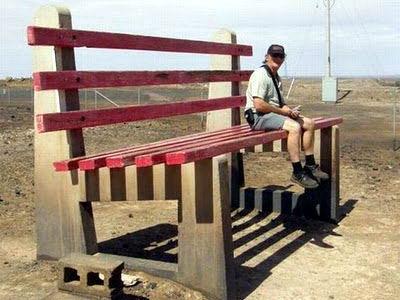 Необычные скамейки 03 dobrosos