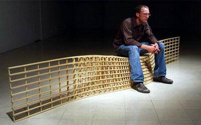 Необычные скамейки 11 dobrosos