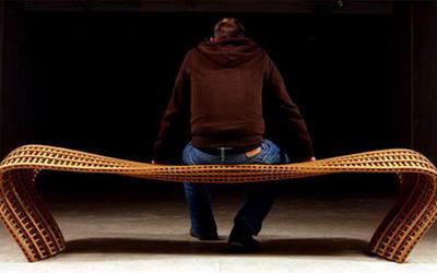 Необычные скамейки 12 dobrosos