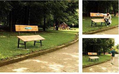 Необычные скамейки 15 dobrosos