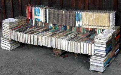 Необычные скамейки 17 dobrosos