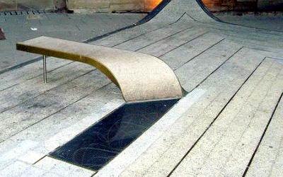 Необычные скамейки 19 dobrosos