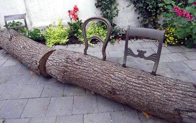 Необычные скамейки 22 dobrosos