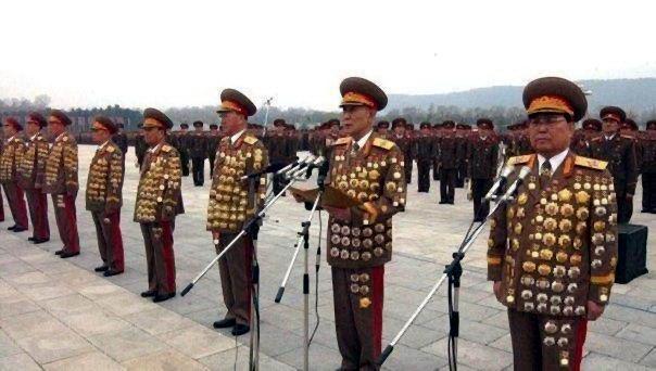 Полководцы Северной Кореи и их непобедимая армия 1