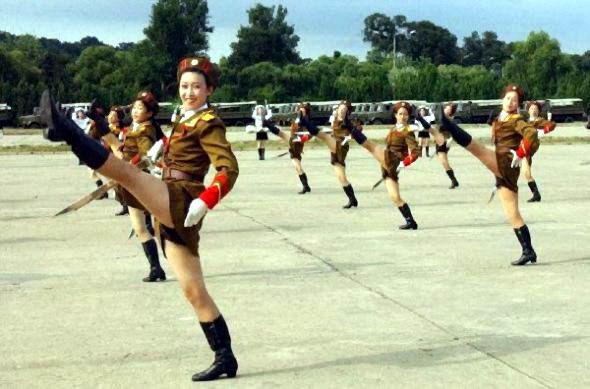 Полководцы Северной Кореи и их непобедимая армия 2