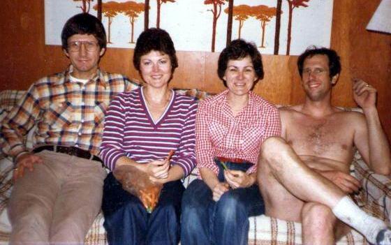 Счастливая семья 16 странная семья
