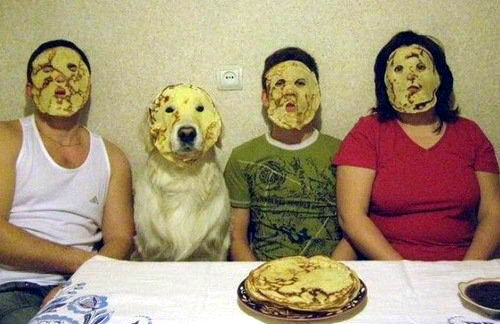 Счастливая семья 20 странная семья