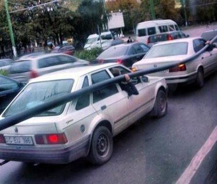 Автомобильные фото приколы 13