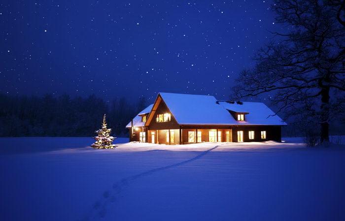 Фото создающее новогоднее настроение 16 dobrosos
