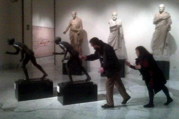 Фото в музее 013 dobrosos