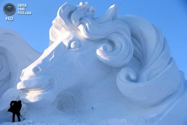 Снежные скульптуры 4 dobrosos