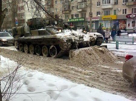 Такое увидишь только в России 06 dobrosos