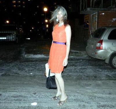 Женщина которой не холодно 3 dobrosos