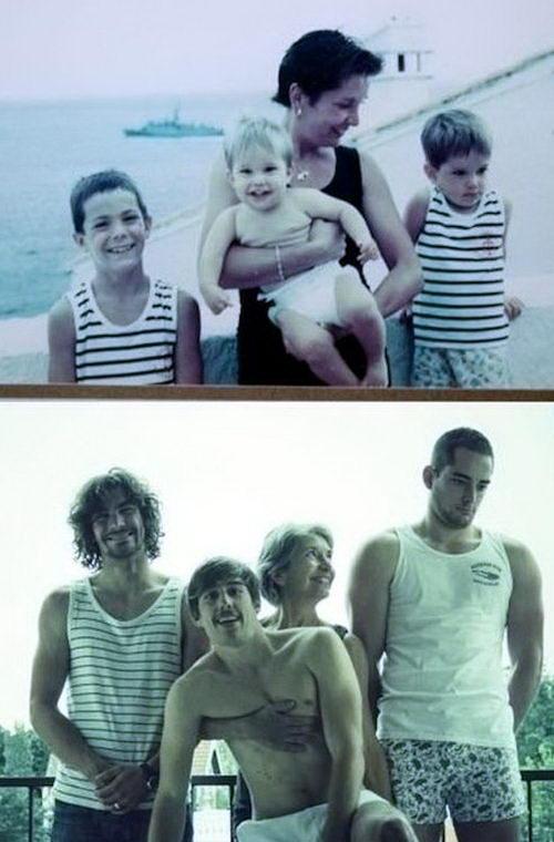 фото тогда и сейчас 14 dobrosos