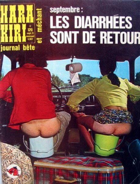 французский журнал Хара-кири 6 dobrosos