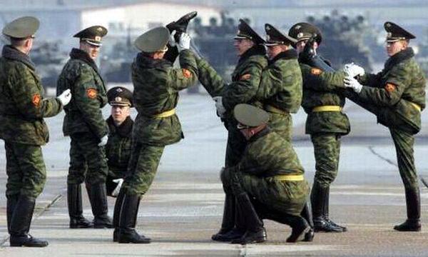 Армейские фото приколы 05 dobrosos