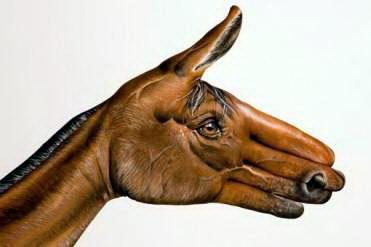 Боди-арт на пальцах и кистях рук 27 dobrosos