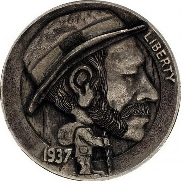 Монеты ручной работы 06 dobrosos