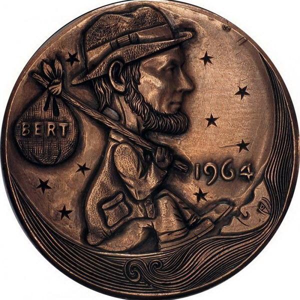 Монеты ручной работы 08 dobrosos