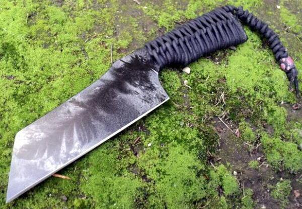 Необычные ножи ручной работы 20 dobrosos