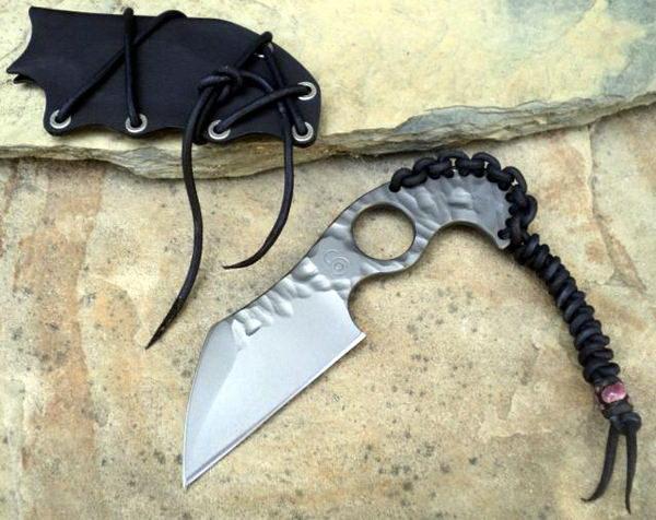 Необычные ножи ручной работы 28 dobrosos
