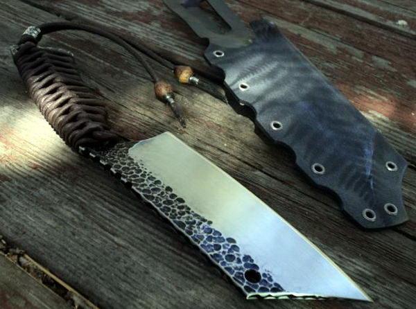 Необычные ножи ручной работы 38 dobrosos