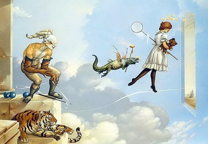 Фантазия Майкла Паркса 14 dobrosos