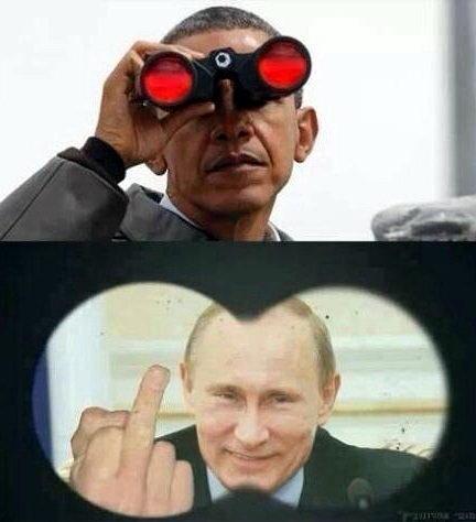 Про Обама, Путина и патриотизм — актуальная тема (17 фото)