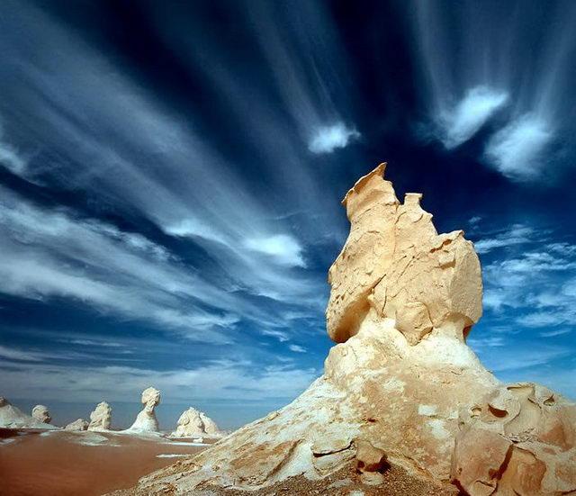 Зрелищные фотографии природы (31 фото)