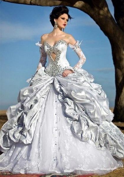 свадебные платья фото 015 dobrosos