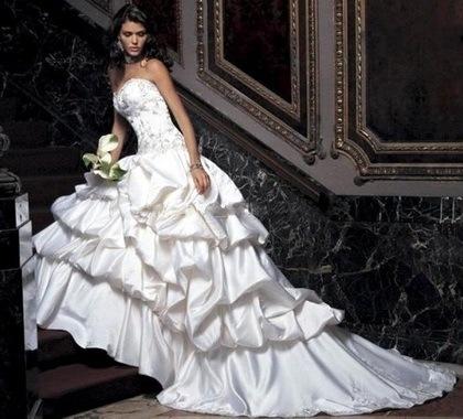 Свадебные платья фото 42 (платья на свадьбу)