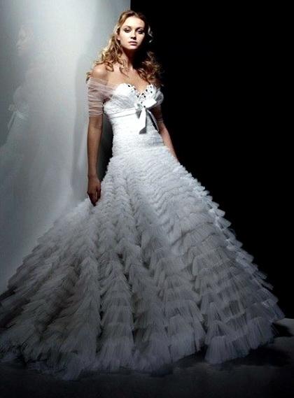 свадебные платья фото 021 dobrosos