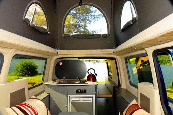 Дом на колесах 15 vw transporter