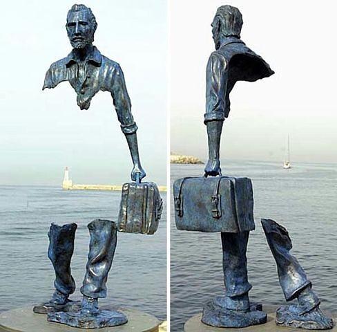 Интересные скульптуры 02