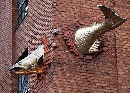 Интересные скульптуры 12