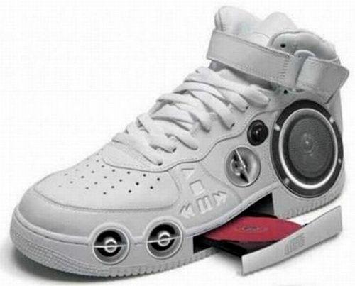Креативная сумасшедшая обувь 06