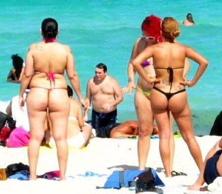 Пляжные модники 17