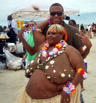 Пляжные модники 21