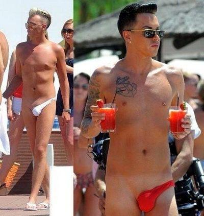 Пляжные модники 29