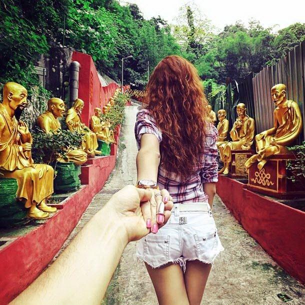Пойдем со мной фото следуй за мной
