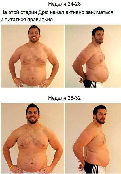 Преображение фигуры за 1 год (7 фото)