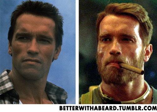 С бородой или без бороды 05
