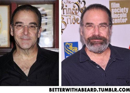 С бородой или без бороды 07