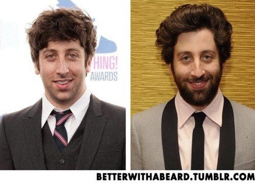 С бородой или без бороды 08