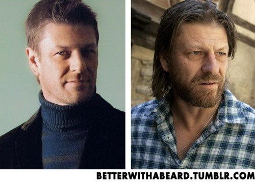 С бородой или без бороды 09