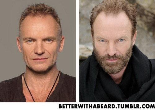 С бородой или без бороды 12