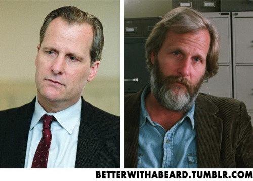 С бородой или без бороды 13